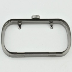 Wholesale Bag Purse Metal Frame Kiss Clasp Diy Bag Clutch China Factory Bag Handle Metal Clutch Purse Frame