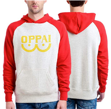 One Punch Man Men and Women Hoodies Anime ONE Oppai Hoodies ONE PUNCH MAN re make Fleece Jacket Harajuku Sweatshirts