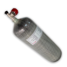 AC10911 Acecare 9L Carbon Fiber Cylinder For Diving Paintball Tank 4500Psi Airsoft Airforce Condor Air Rifle With Valve Pellets