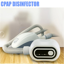 Oplaadbare Batterij Ventilator Sterilisator Cpap Apap Auto Cpap Bpap Disinfector 2000 Mah Slaapapneu Osahs Osas Anti Snurken