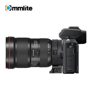 Image 4 - CVM EF NZ nikon z 마운트 미러리스 카메라 용 캐논 ef/EF S 렌즈 용 전자식 af 렌즈 마운트 어댑터