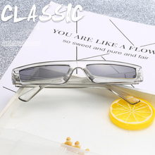 2019 New Fashion brand design new European American cat eye sunglasses ladies transparent colorful Designer glasses UV400 Lens