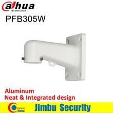 Dahua IP 카메라 알루미늄 벽 마운트 브래킷 PFB305W 안전 로프 후크 부착, 안전하고 신뢰할 수있는 깔끔하고 통합 된 디자인