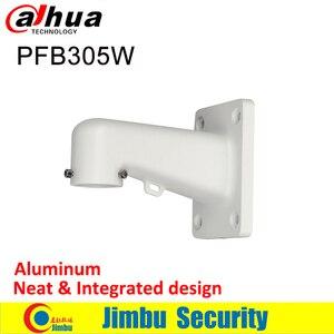 Image 1 - Dahua IP מצלמה אלומיניום קיר הר סוגר PFB305W בטיחות חבל וו מצורף, מאובטח ואמין מסודר & משולב עיצוב
