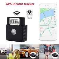 Gps Tracker 16Pin Obd Stecker und Spielen Auto Gsm Obd2 Tracking Gps Locator Obdii Mit Online Software Ios Andriod App