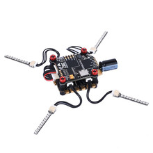 Zeez F7 Flight Controller MPU6000 5V/3A BEC 6UARTS OSD 30.5*30.5mm 3-8S+60amp 4-in-1 BLHeli_32 ESC Stack for RC Drone RC Parts