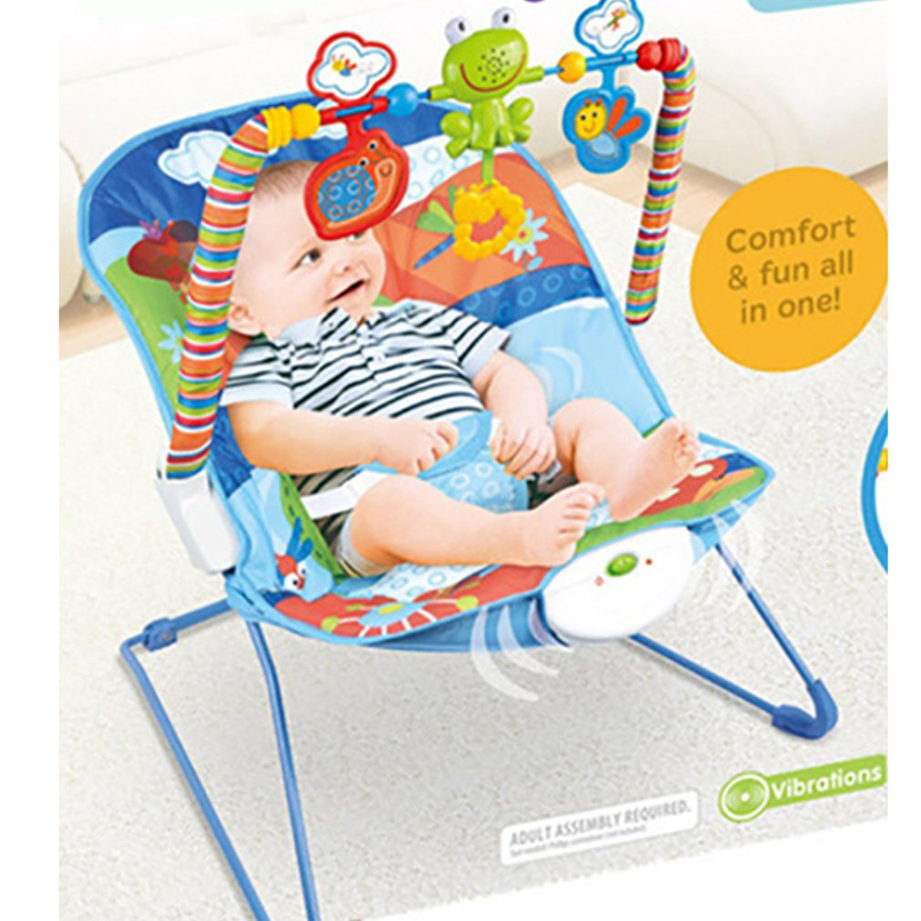 baby-electric-rocking-chair-multi-function-music-vibrating-shaker-children's-rocking-chair-recliner-toy