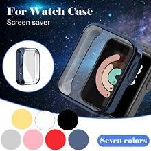 Защитный чехол для часов из ТПУ Для Xiaomi Mi Watch Lite Redmi Smart Watch