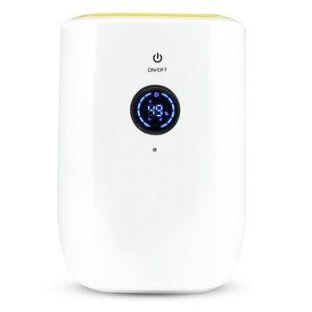 800Ml elektryczny osuszacz powietrza do domu przenośne pochłaniające wilgoć osuszacz powietrza z funkcją automatycznego wyłączania i wskaźnikiem Led osuszacz powietrza w Osuszacze powietrza od AGD na