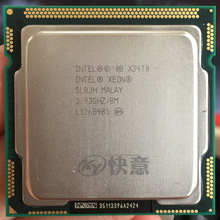 Processor Desktop-Cpu Server LGA1156 Intel Xeon X3470 Quad-Core PC Computer Properly