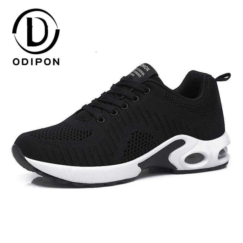 Odipon Tenis Feminino 2019 Neue Herbst Frauen Tennis Schuhe Komfort Sport Schuhe Frauen Fitness Turnschuhe Sportschuhe Gym Schuhe