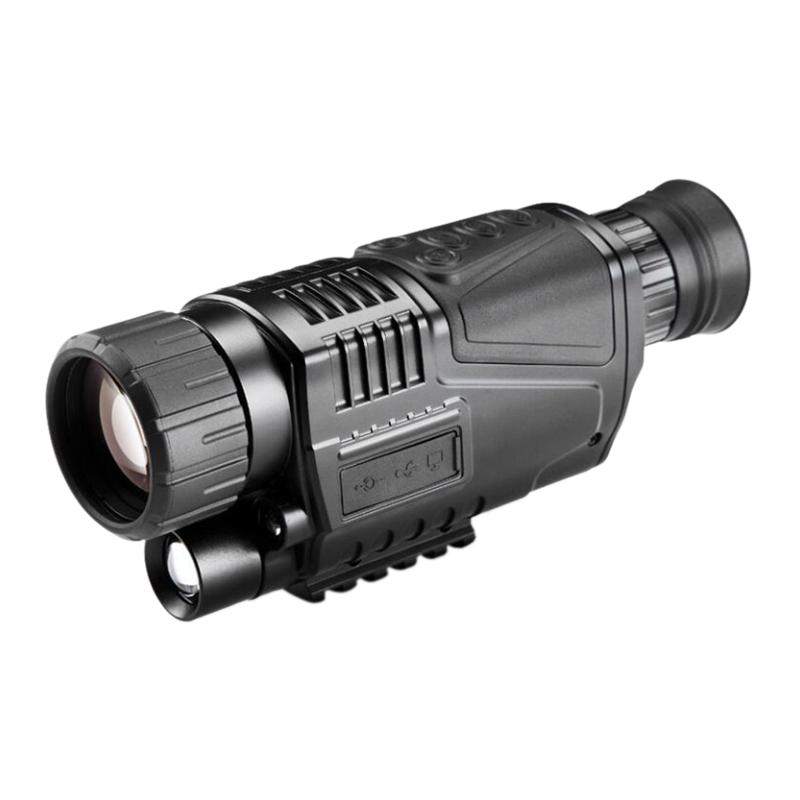Escopo para Caça Telescópio de Longo Alcance com Câmera de Gravação de Fotos de Vídeo Digital Infravermelho Night-vision Goggle Plug Eua 5×40