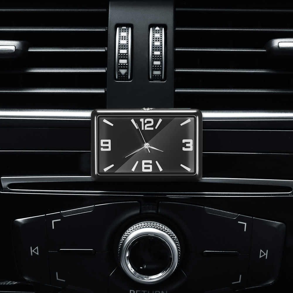 High Quality  Auto Fashion Watch Automobile Quartz Clock Watch  Car Decoration Ornaments Vehicle