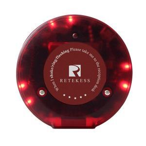Image 5 - 10 шт. пейджеры Coaster ресторанная Беспроводная система вызова официант 999 канал 433,92 МГц система очереди F3357A