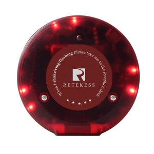 Image 5 - 10Pcs Coaster Pagers Restaurant Wireless Calling System Waiter 999 Channel 433.92MHz Queuing System F3357A