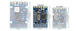 Image 3 - Контроллер полета Mateksys Matek F722 WPX STM32F722 MPU6000 DPS310 Pixel OSD Blackbox F722