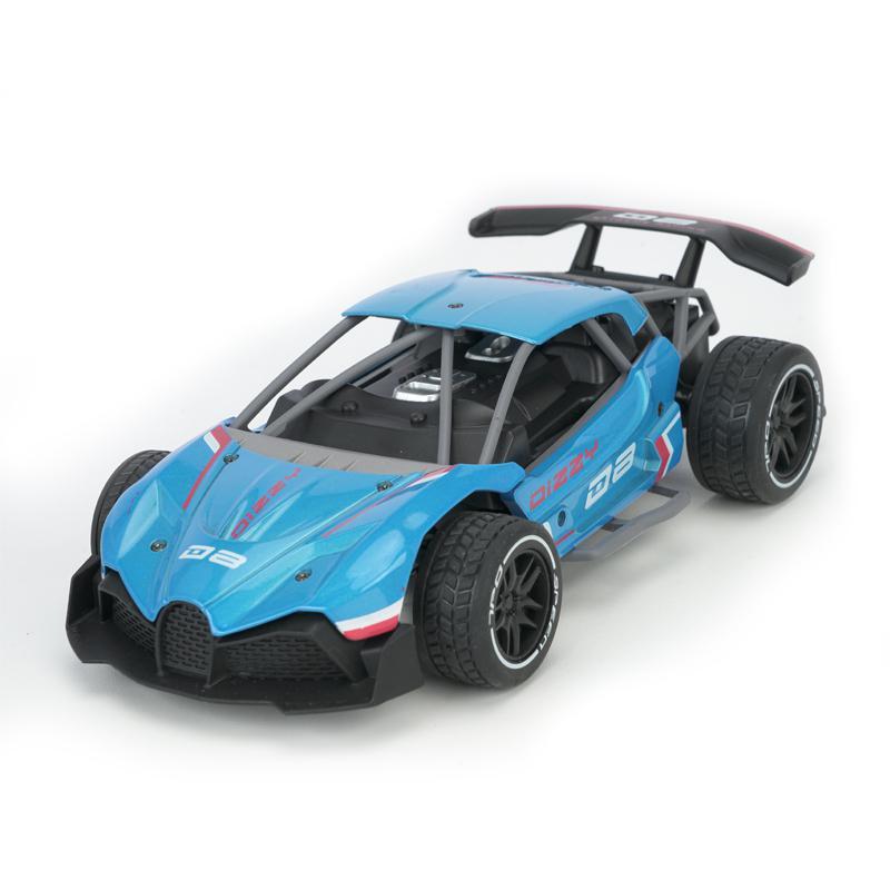 1:16 2,4G 4CH 15 км/ч гоночный дрейф RC автомобиль внедорожный пустынный грузовик металлический игрушечный автомобиль