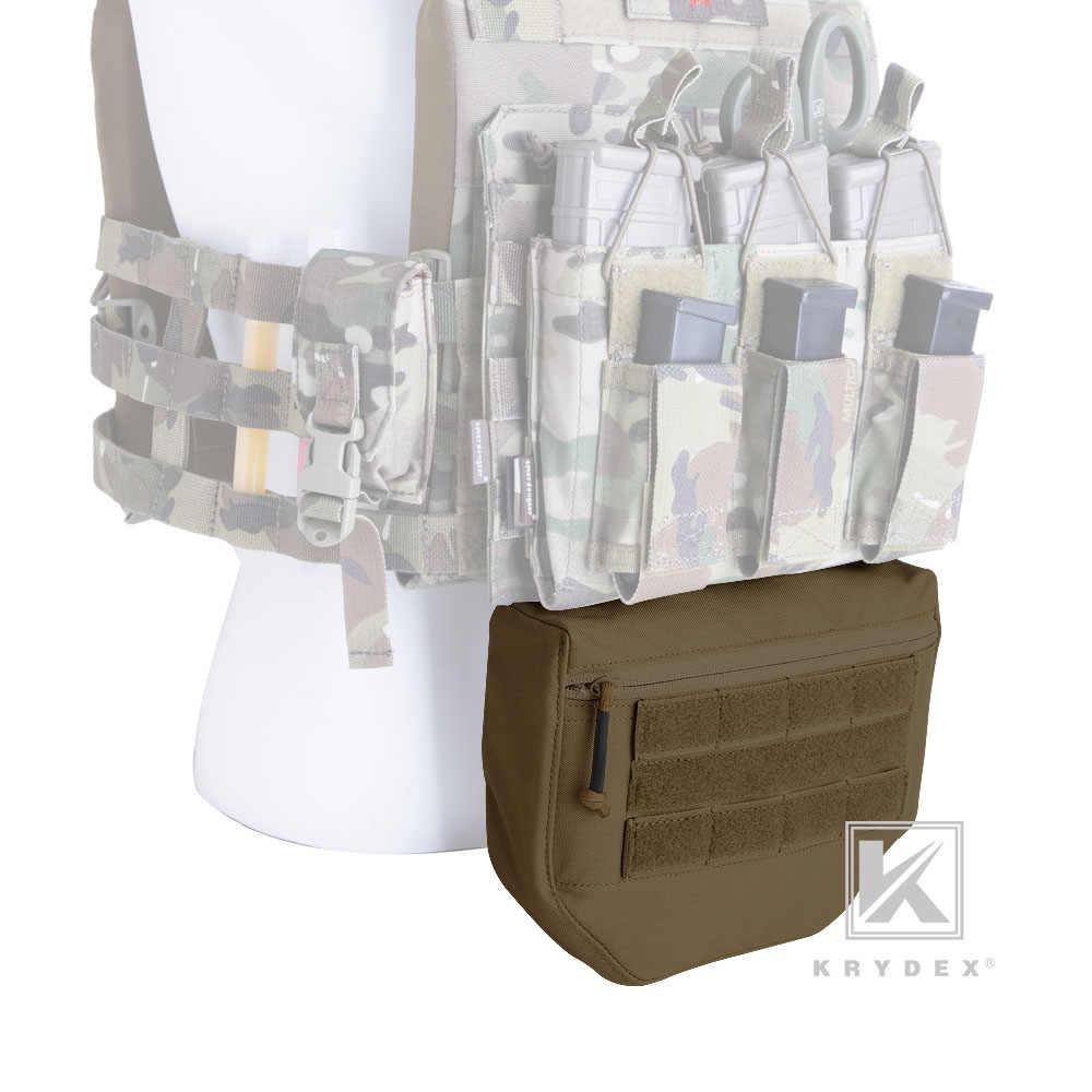 BOOSTEADY Porte-cl/és Tactique en Nylon Gear Keeper Pochette pour Molle Sacs Sangle Attachement Ceinture avec 1 Pcs Allume Feu