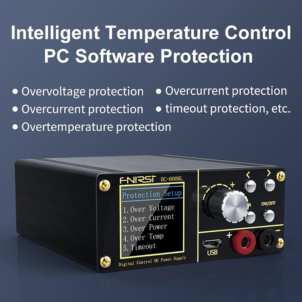 Мини-источник питания PD 80 Вт для настольного ПК, понижающий миниатюрный источник питания постоянного тока, преобразователь напряжения, вол...