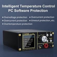 Pd 80w desktop mini fonte de alimentação dc-dc tensão atual step-down mini fonte de alimentação buck voltímetro conversor de tensão 60v 6a