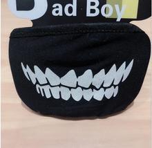 20 Styles Lovely Cotton Dustproof Mouth Face Mask Anime Cartoon Kpop Lucky Bear Pig Teeth Women Men Muffle Face Mouth Masks