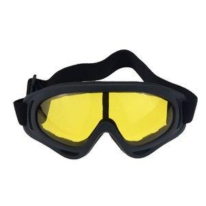 Image 4 - Moto אנטי Uv מקוטב משקפי שמש אוויר אקדח אופניים אופנוע משקפיים חיצוני ספורט
