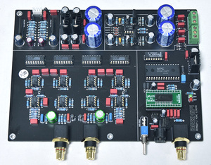 Image 1 - Clear and transparent sound surpasses TDA1541s PCM56 dual parallel classic fever decoder board