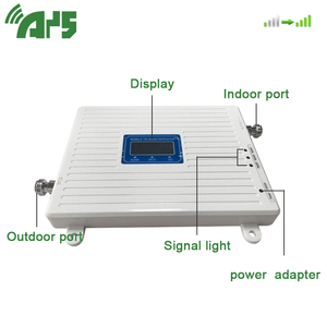 Image 2 - 900 1800 2100 mhz Cell Phone Booster Tri Band Mobile Signal Amplifier 2G 3G 4G LTE Cellular Repeater GSM DCS WCDMA Set