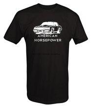 T-shirt-puissance américaine Buick Grand National GNX