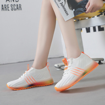 Women's Vulcanize Shoes woman Low Heels comfortable Casual Shoes Spring Autumn Breathable Sneakers Round Head sport Shoe