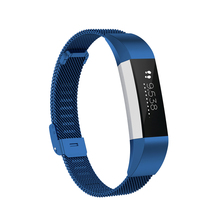 Metal Watch Band Mesh Watch Strap  Belt Metal Wristwatches Band for Itbit Alta HR / Fitbit Alta / Fitbit ACE high quality replacement alloy crystal rhinestone wristband band strap bracelet for fitbit alta for fitbit alta hr watch band