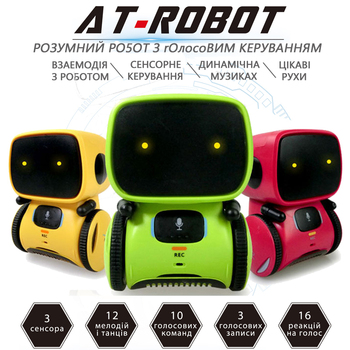 2020 New Type Interactive Robot Cute Toy Smart Robotic Robots for Kids Dance Voice Command Touch Control Toys birthday Gifts face change recording voice change smart robots voice control educational interactive toys rc robots for children kids