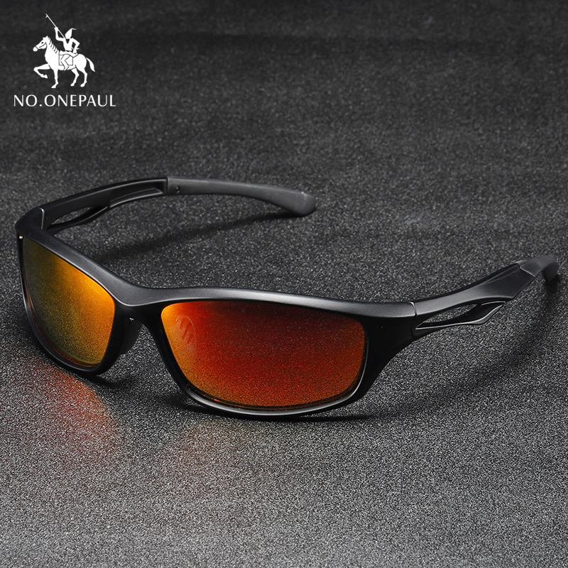 NO.ONEPAUL Fashion All-Fit UV400 Mirror Sunglass Guy's Sun With Brand Glasses From Polarized Sunglasses Men Classic Design
