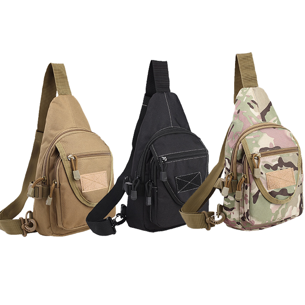 Outdoor Sport Military Bag Climbing Backpack Shoulder Tactical Hiking Camping Hunting Daypack Fishing Backpack Molle Fashion Bag