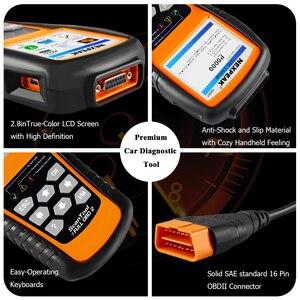 Image 4 - 2020 nuovo strumento diagnostico automatico ODB2 dellanalizzatore diagnostico completo ODB 2 dellanalizzatore dellautomobile OBD2 Nexpeak NX501 migliore del lancio CR5001
