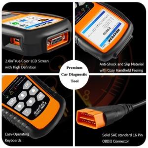 Image 4 - 2021 nuovo strumento diagnostico automatico ODB2 dellanalizzatore diagnostico completo ODB 2 dellanalizzatore dellautomobile OBD2 Nexpeak NX501 migliore del lancio CR5001
