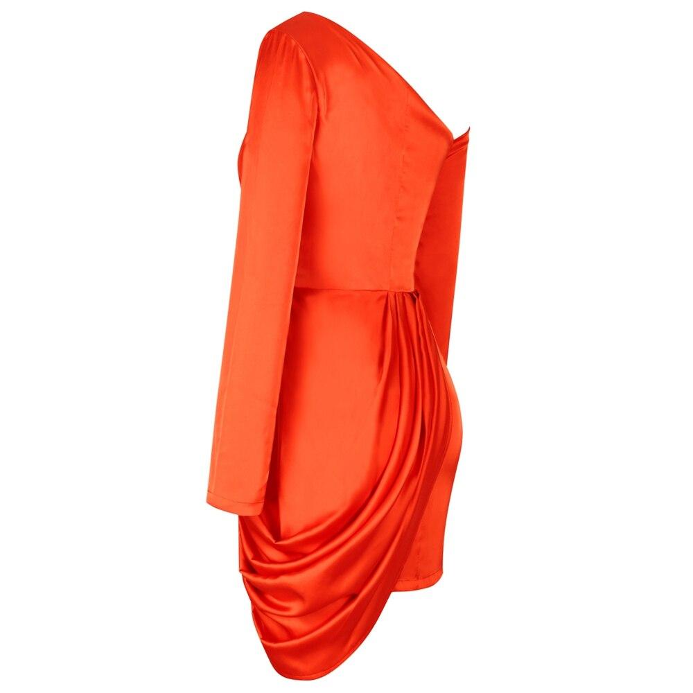 HI1080-Orang Sleeve Dress discount