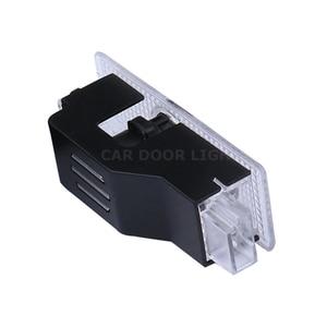 Image 2 - 2pcs Car LED Door Light Decor For BMW Emblem M5 E91 E92 E93 M3 E63 E64 E68 E85 E87 F01 F02 Ghost Shadow Projector Accessories