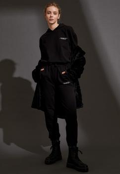 DeFacto jesień kobieta Athleisure drukowane spodnie sportowe Jogger Dailywear sportowe spodnie dół Sweatpants-S1123AZ20AU tanie i dobre opinie Z OCTANU