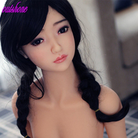 Free shipping 140cm life size anime sex doll vagina video sex doll young silicone sex doll