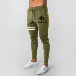 Breathable Sport Pants Men Joggers Sweatpants Running Sports Workout Training Trousers Male Gym Fitness Crossfit Cotton Pants