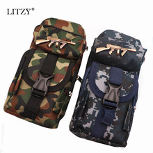 Camouflage Pencil Case for Boys School Pencil Case Multifunction Large Capacity Big Pencil Box Bag Supplies Kids Gift Stationery все цены