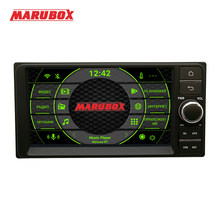 "MARUBOX 7A701px5 DSP 2 Din 64GB coche reproductor Multimedia para Toyota Universal 7 ""IPS navegación GPS Bluetooth Radio Estéreo(China)"