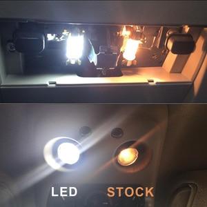Image 4 - 13X Canbus LED iç ışık kiti için Chevrolet Traverse 2009 2017 harita Dome gövde havasız ortam kabini plaka işık