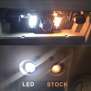 Image 4 - פנים LED עבור פולקסווגן פולקסווגן גולף 4 5 6 7 MK4 MK5 MK6 MK7 GTI GT Canbus רכב הנורה מקורה כיפת מפת קריאת אור קיט
