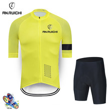 SPEXCEL Team Cycling Jersey Set 2021 Man Summer MTB Race Cycling Clothing Short Sleeve Ropa Ciclismo Outdoor Riding Bike Uniform