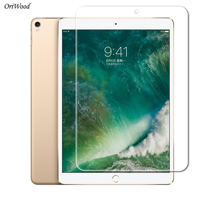 Tempered Glass For Apple IPad 2019 10.2 IPad 2018 2017 9.7 Inch Tablet Screen Protector Protective Film For IPad2017 IPad2018