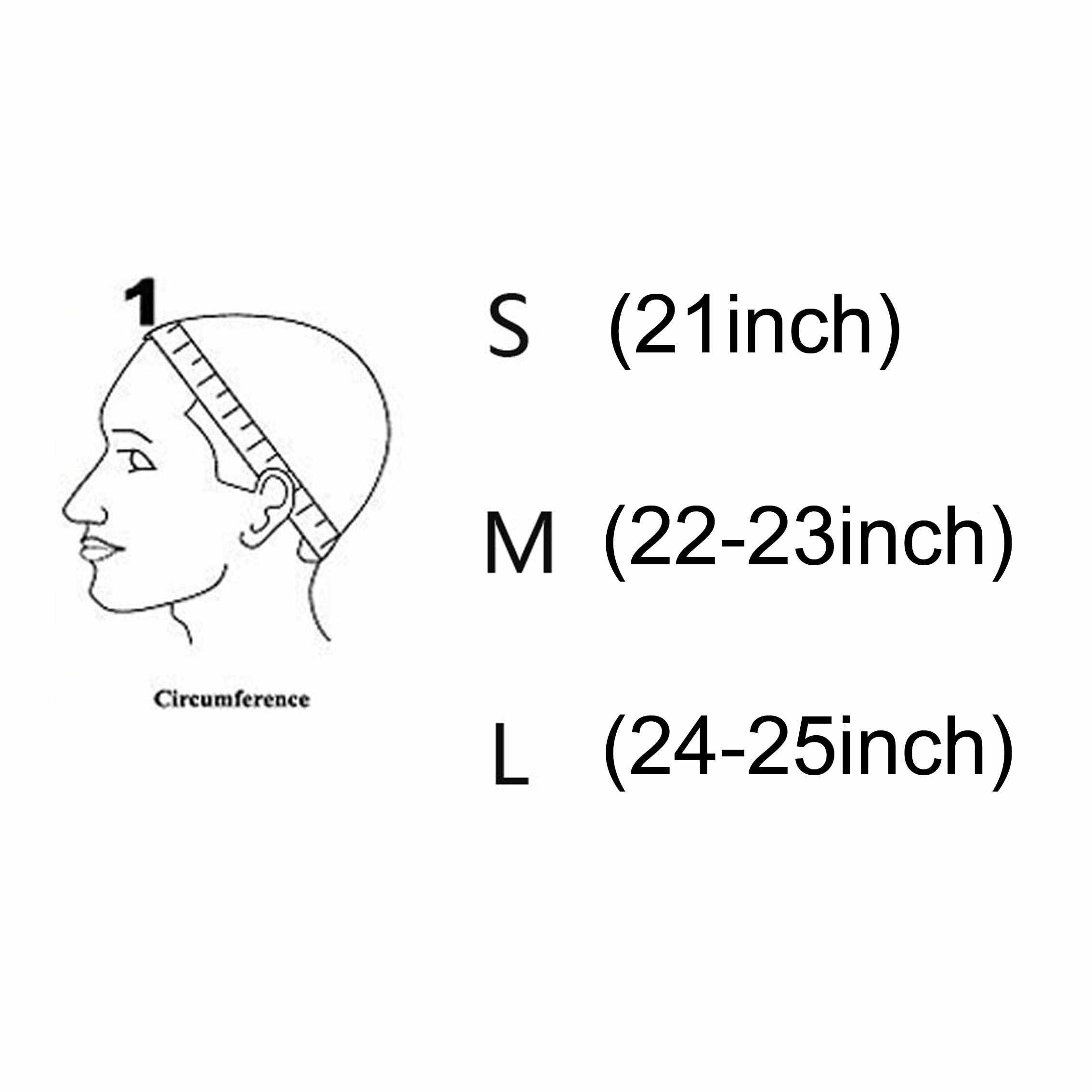 1 Pcs Glueless Rambut Bersih Wig Topi untuk Membuat Wig Spandex Net Elastis Dome Topi Topi Kubah