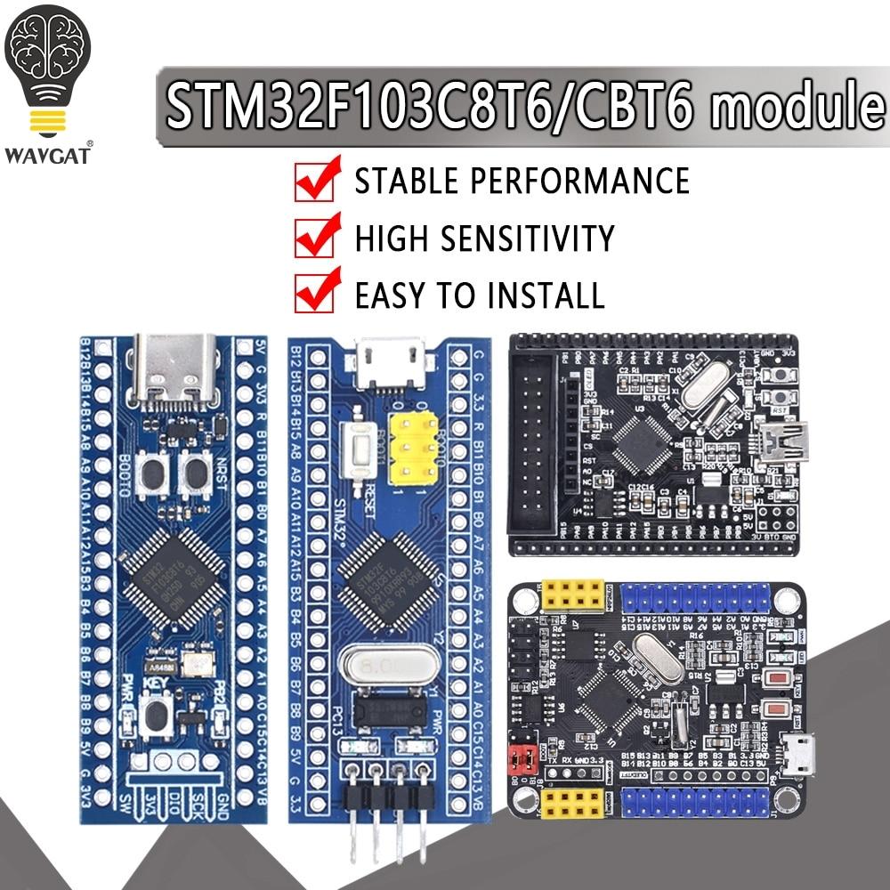 STM32F103C8T6 STM32F103CBT6 ARM STM32 Minimum System Development Board Module For arduino