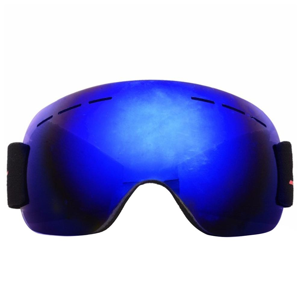 Outdoor Sport Winter Skiing Goggles Snowboard Glasses Ski UV Protection Snow Glasses Anti-fog For Men Women